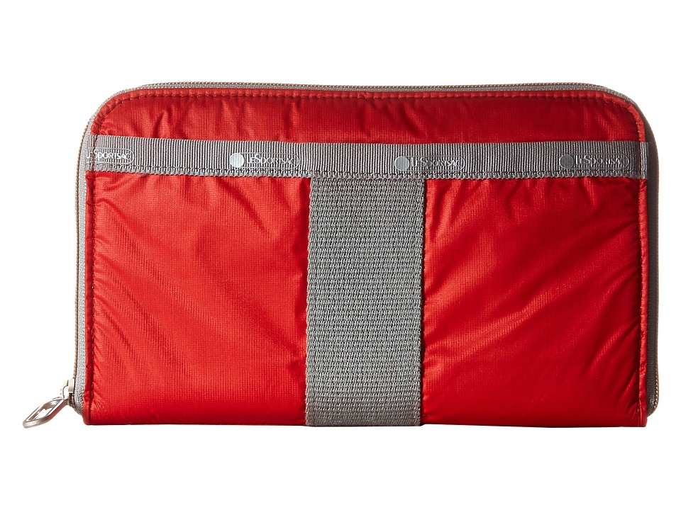 LeSportsac - Everyday Wallet (Classic Red) Wallet Handbags