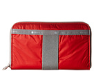 LeSportsac Everyday Wallet (Classic Red)