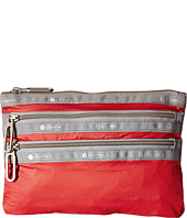 LeSportsac - Classic 3-Zip Pouch