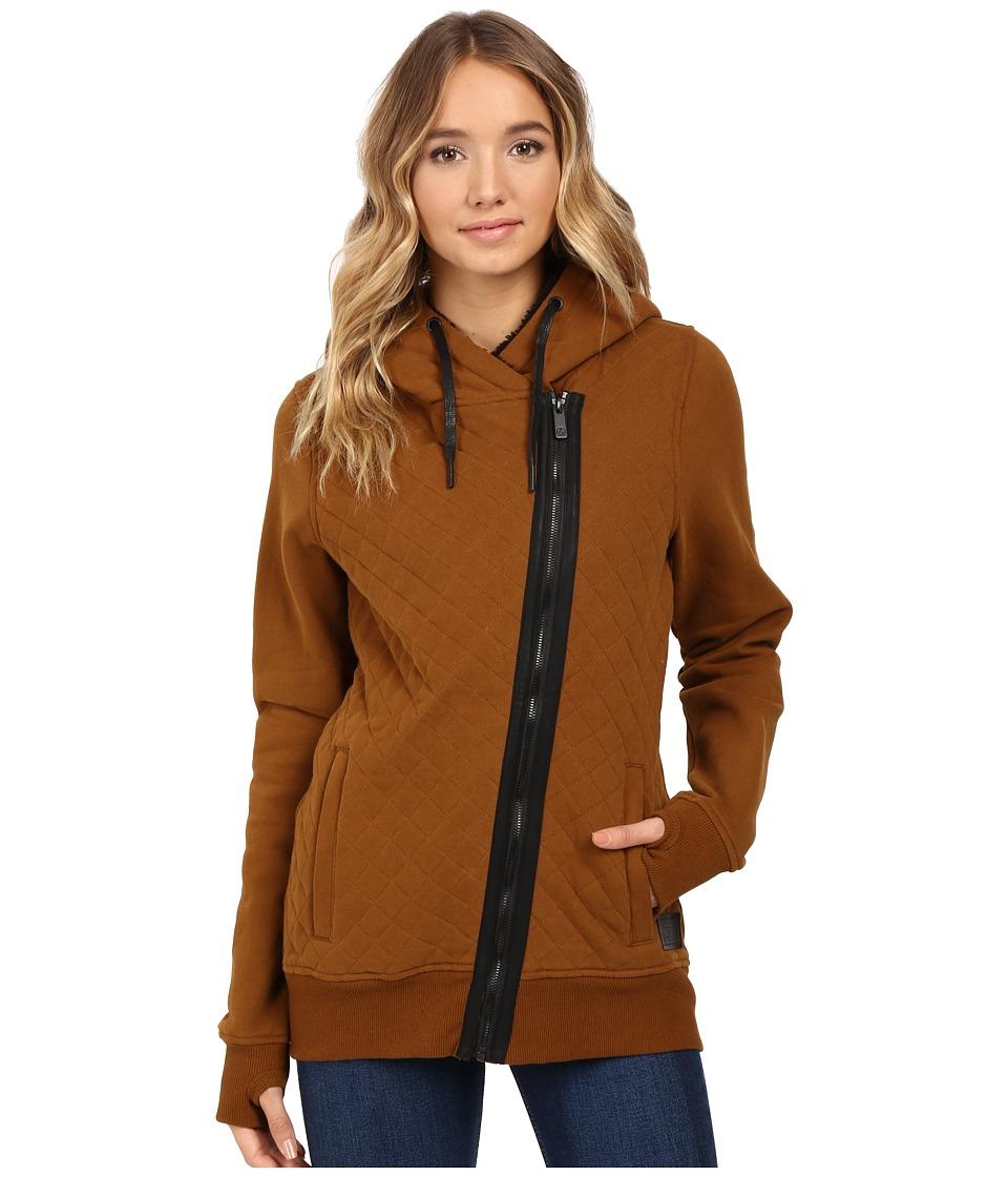 Volcom Snow Slate Insulated Fleece (Copper) Women