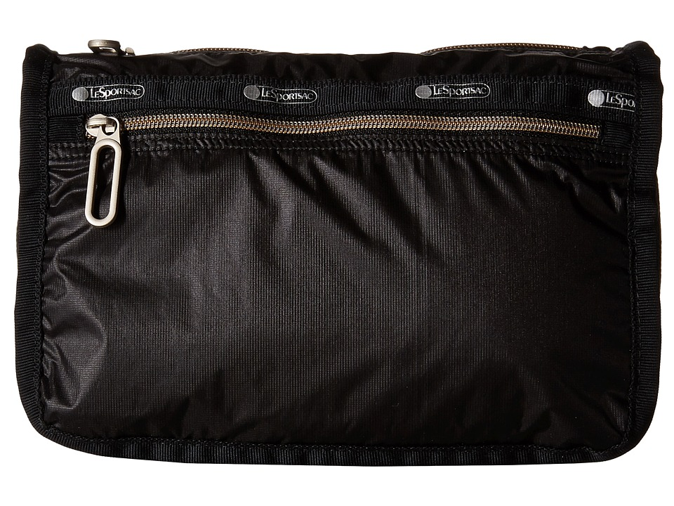 LeSportsac - Everyday Cosmetic Case (True Black) Cosmetic Case