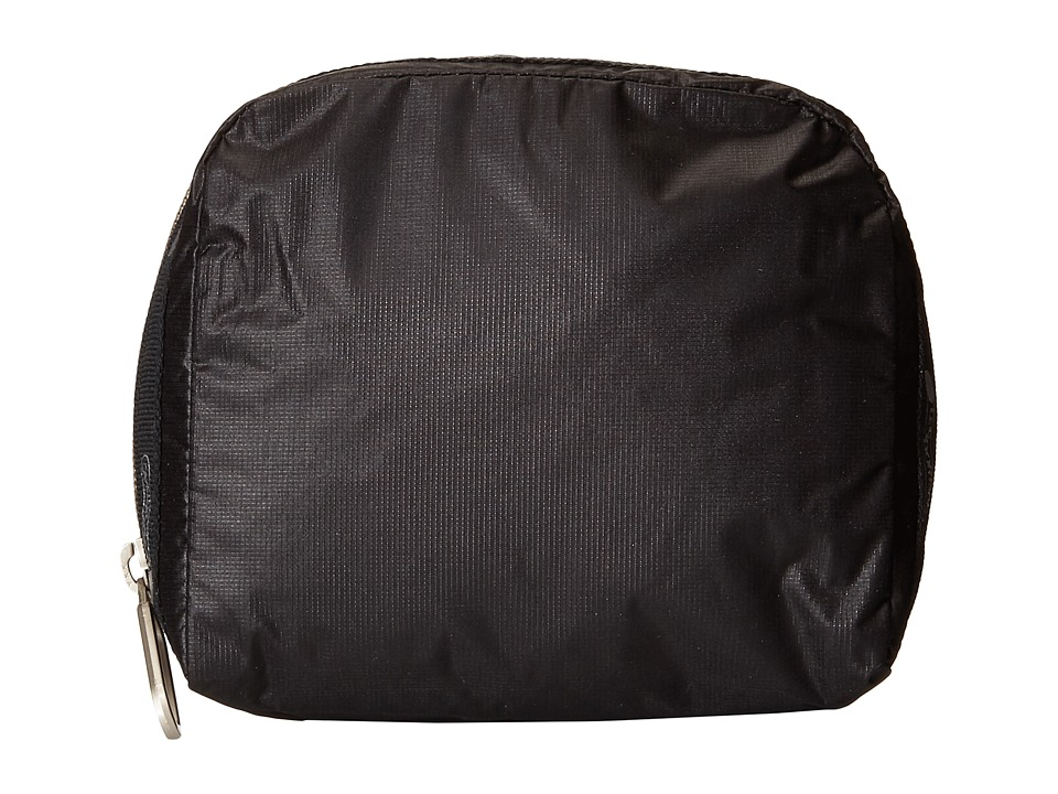 LeSportsac - SQ Essential Cosmetic Case (True Black) Cosmetic Case