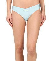 Commando - Solid Thong w/ Applique CT09