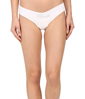 Commando - Solid Thong w/ Embellishment CT15