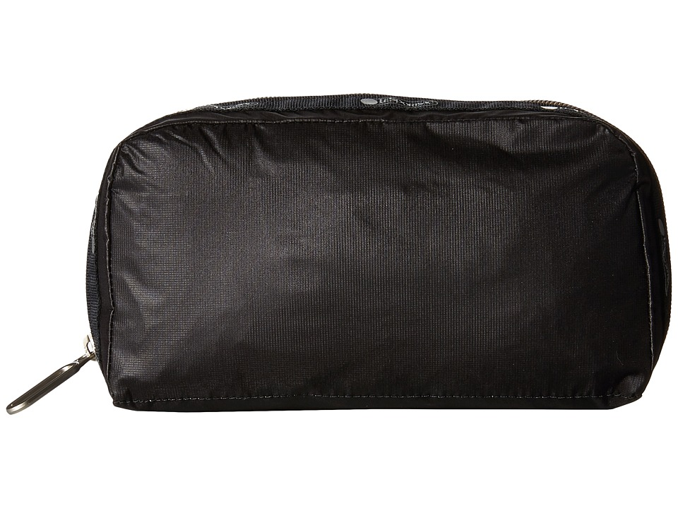 LeSportsac - Essential Cosmetic Case (True Black) Cosmetic Case