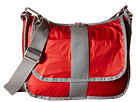 LeSportsac City Hobo (Classic Red)