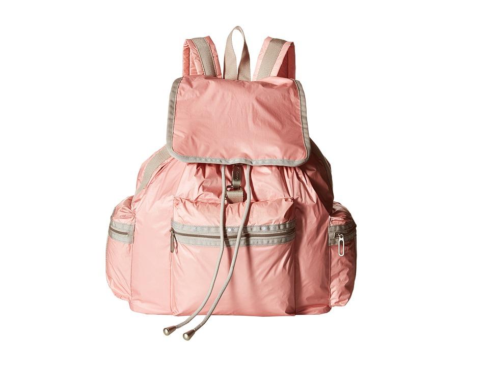LeSportsac 3 Zip Voyager Cherry Blossom Handbags