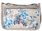 LeSportsac Everyday Cosmetic Case (Flower Cluster Khaki)