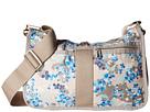 LeSportsac Everyday Bag (Flower Cluster Khaki)