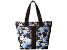 LeSportsac Everyday Tote (Flower Cluster)