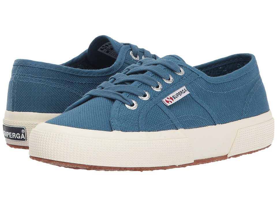 Superga 2750 COTU Classic (Smokey Blue) Lace up casual Shoes