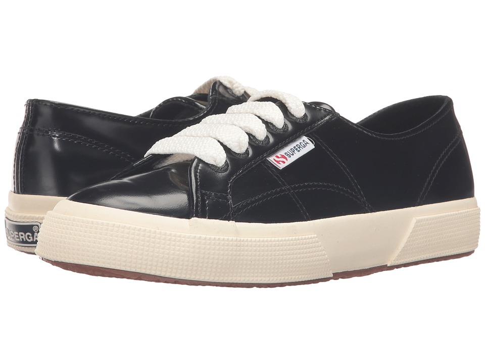 Superga - 2750 Yaleapuw (Black) Women