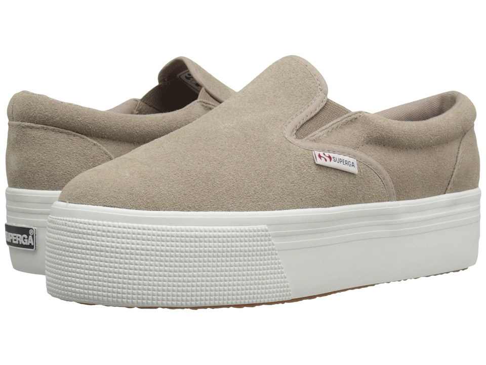 Superga - 2314 Suew (Sand) Women