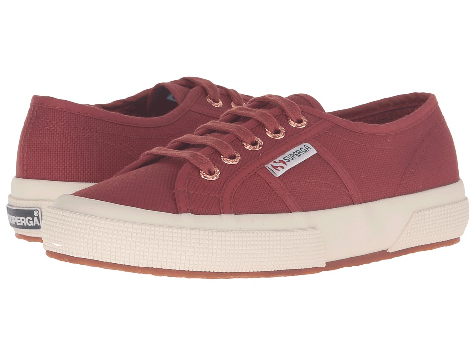 Superga - 2750 COTU Classic (Rust) Lace up casual Shoes