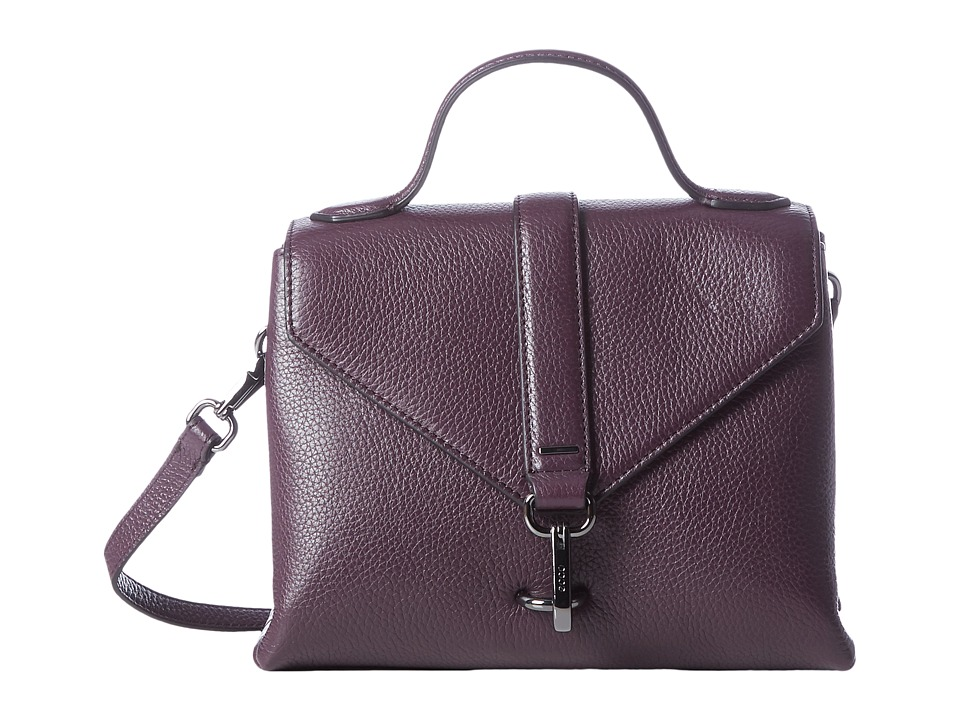 ECCO - Isan Crossbody (Mauve) Cross Body Handbags