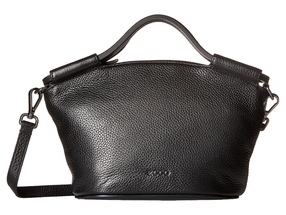 ECCO - SP 2 Small Doctors Bag (Black) Handbags