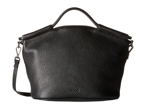 ECCO SP 2 Medium Doctors Bag - Black