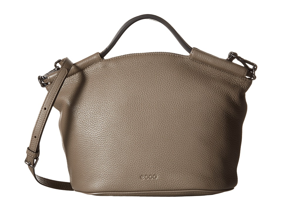 ECCO - SP 2 Medium Doctors Bag (Moon Rock) Handbags