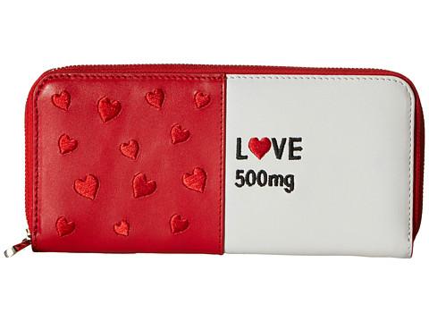 Alice + Olivia Love Pill Long Wallet