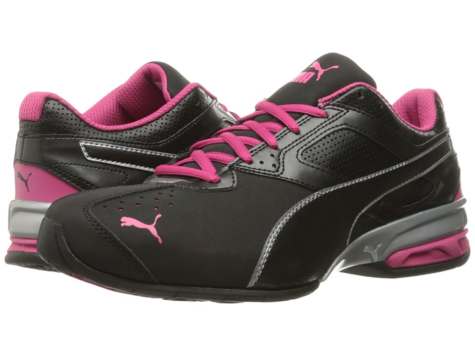 PUMA - Tazon 6 FM (Puma Black/Puma Silver/Beetroot Purple) Womens Shoes