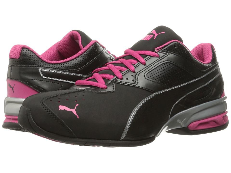 PUMA Tazon 6 FM (Puma Black/Puma Silver/Beetroot Purple) Women's Shoes