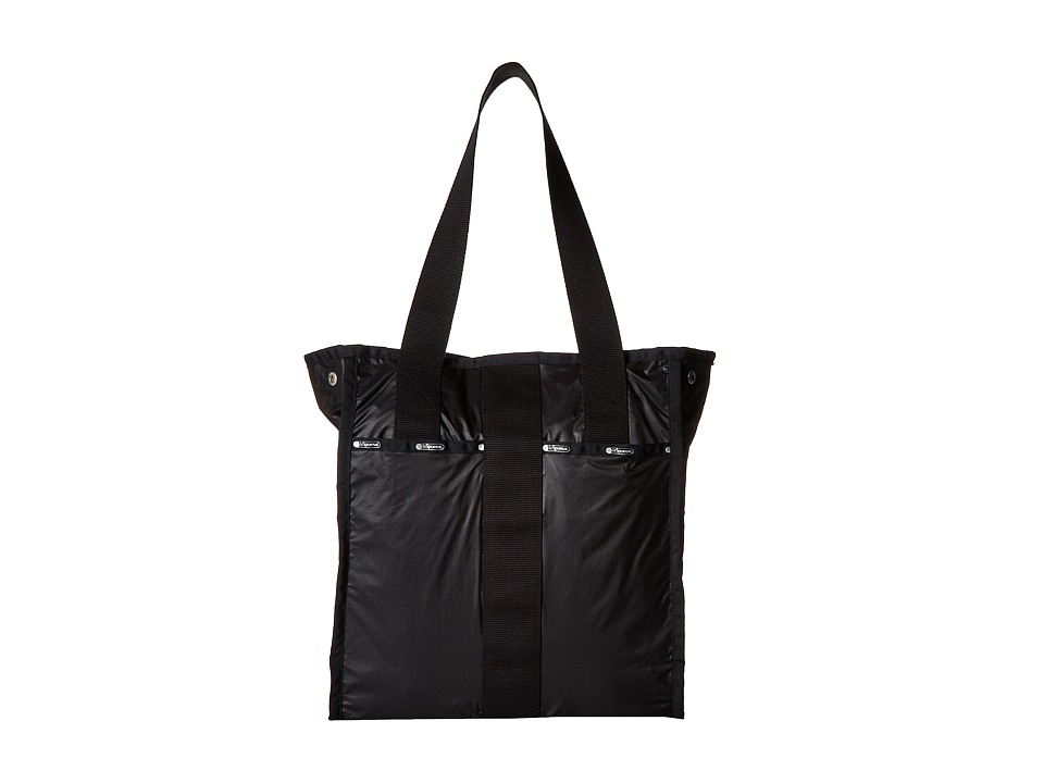 LeSportsac Luggage - City Tote (True Black) Tote Handbags