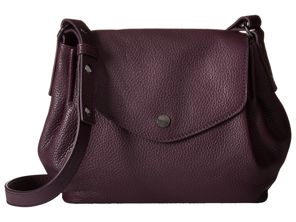 ECCO - Nanjing 2 Crossbody (Mauve) Cross Body Handbags