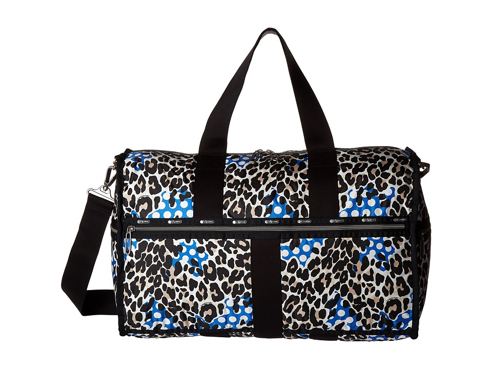 LeSportsac Luggage CR Large Weekender Animal Dots Weekender/Overnight Luggage