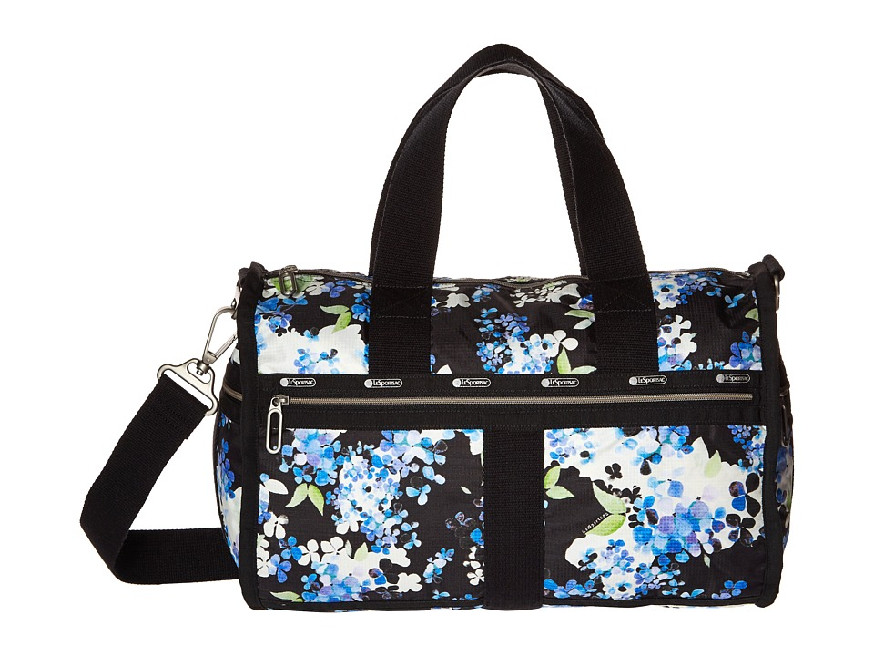 LeSportsac Luggage CR Small Weekender Flower Cluster Weekender/Overnight Luggage