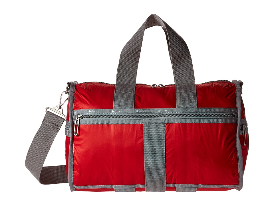 LeSportsac Luggage - Weekender (Classic Red) Weekender/Overnight Luggage