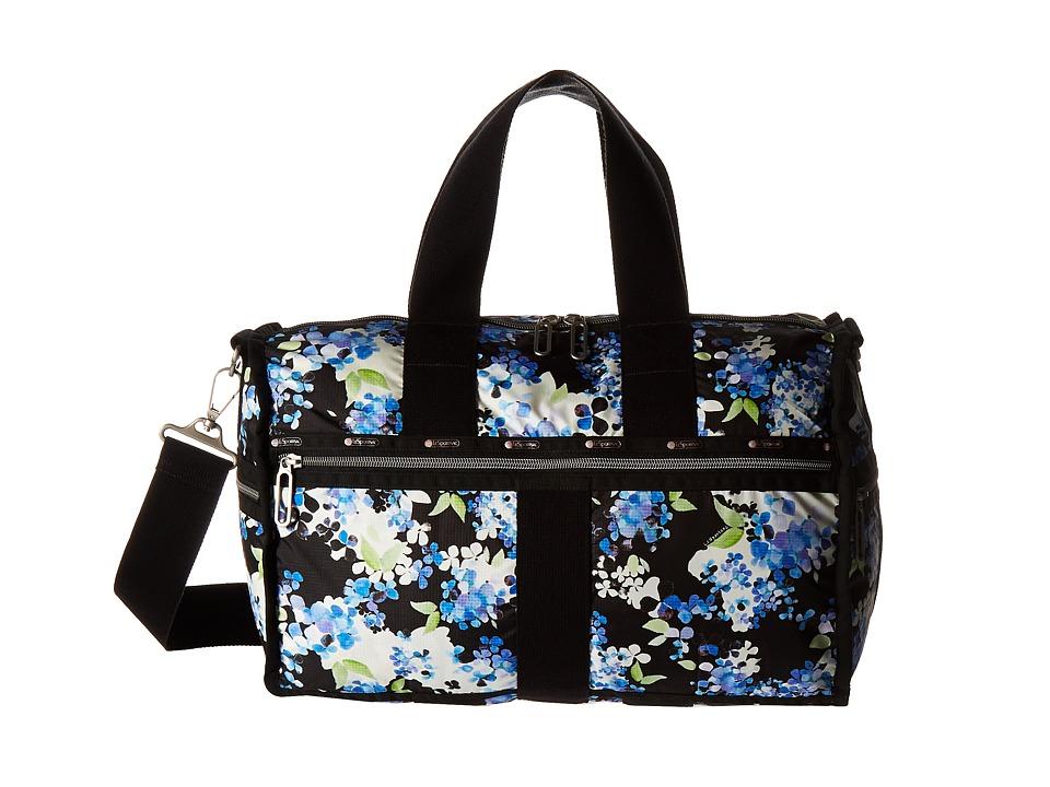 LeSportsac Luggage Weekender Flower Cluster Weekender/Overnight Luggage