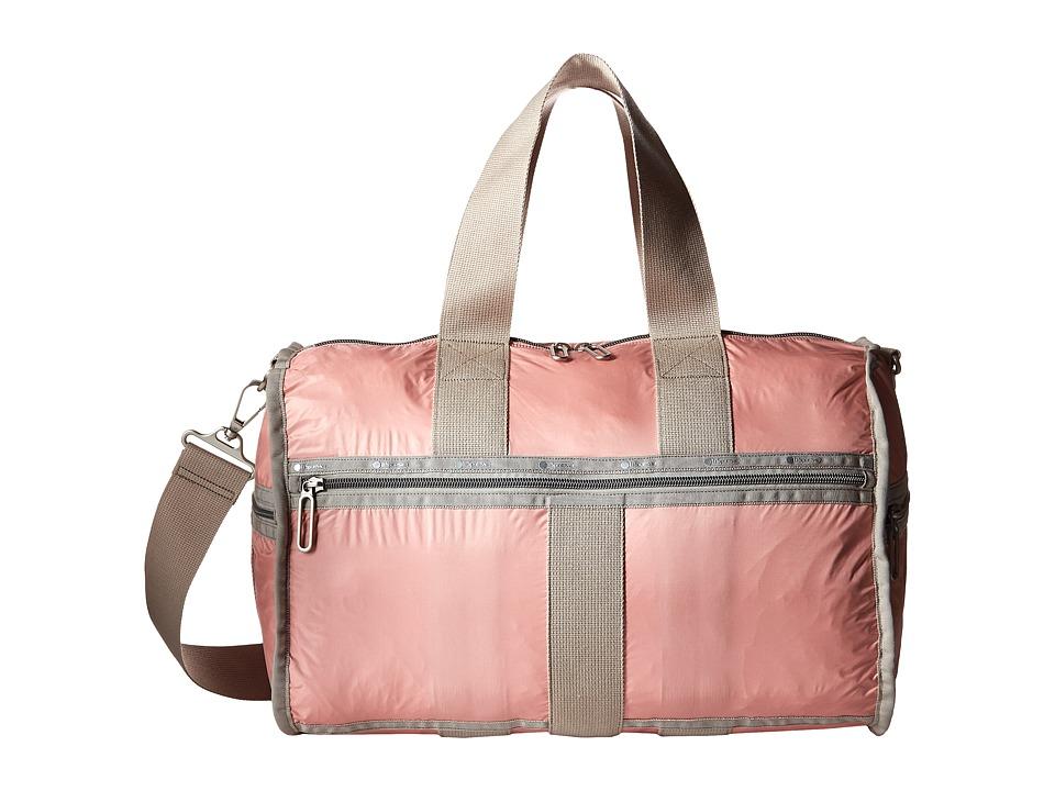 LeSportsac Luggage Weekender Cherry Blossom Weekender/Overnight Luggage