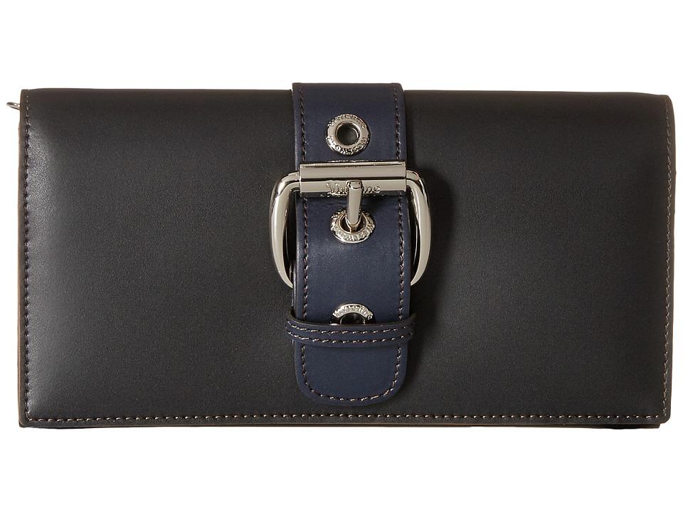 Vivienne Westwood - Alex Wallet (Black) Wallet Handbags