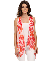 Calvin Klein - Tie-Dye Convertible Scarf Vest