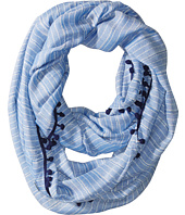 Calvin Klein - Lurex Stripe Infinity with Bobbles