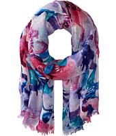 Calvin Klein - Abstract Floral Scarf