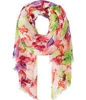 Calvin Klein - Abstract Floral Scarf