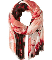 Calvin Klein - Painted Floral Scarf