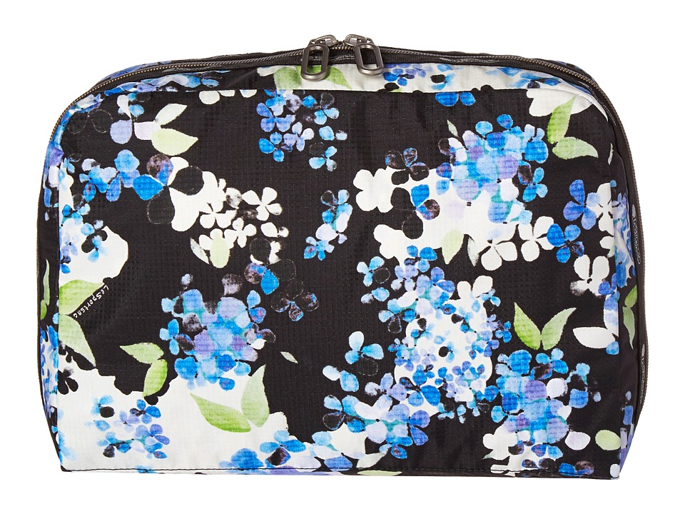 LeSportsac Luggage XL Essential Cosmetic Flower Cluster Cosmetic Case