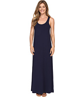 Lilla P - Stretch Jersey Maxi Tank Dress