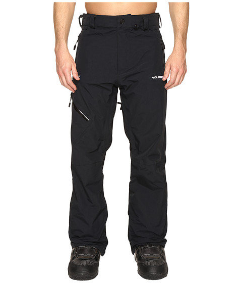 Volcom Snow L Gore-Tex Pants - Black