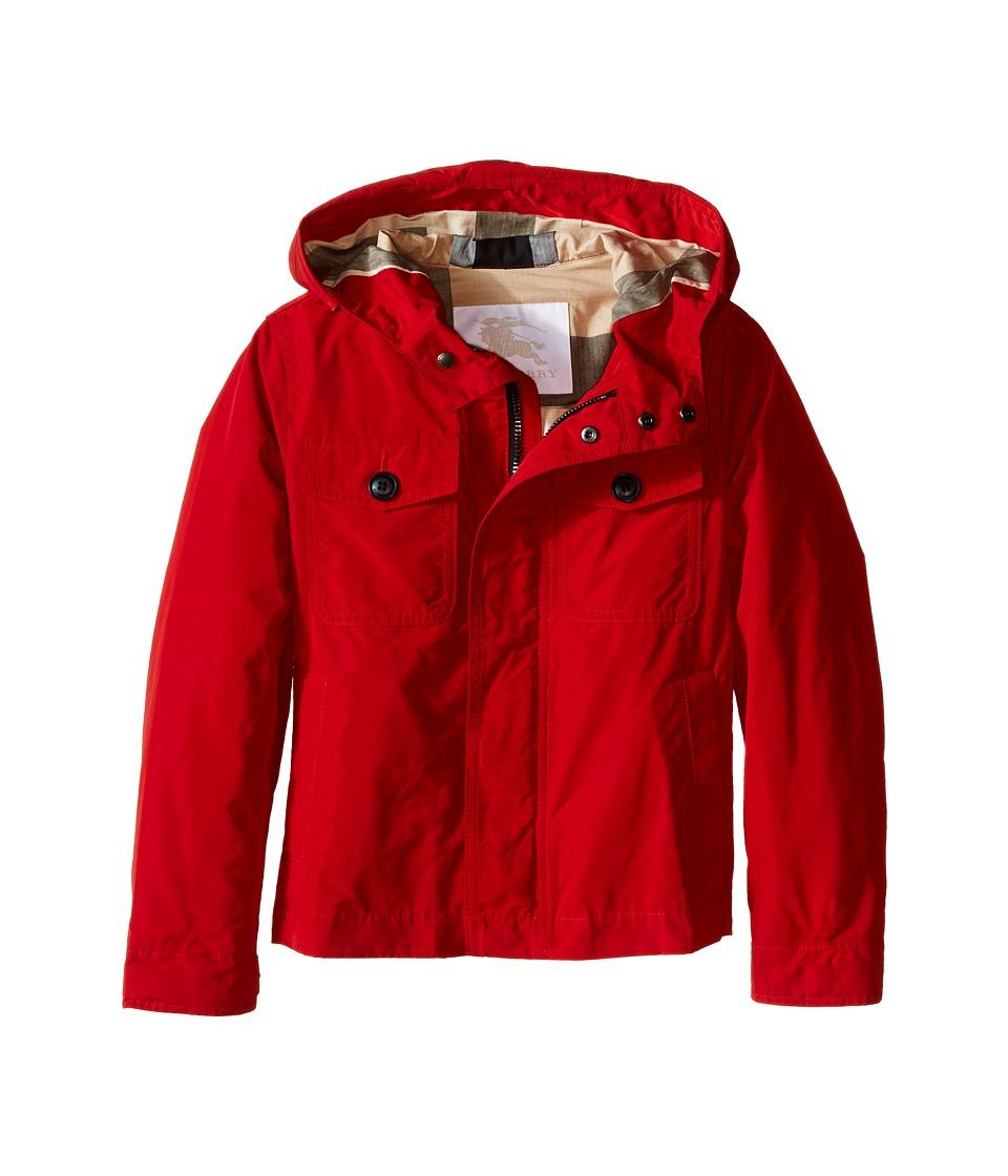 Burberry Kids - Packaway Large Chest Pocket Jacket (Littl...