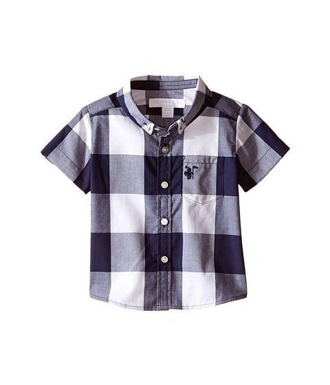Burberry Kids Lightweight Plain Oxford Shirt (Infant/Toddler)