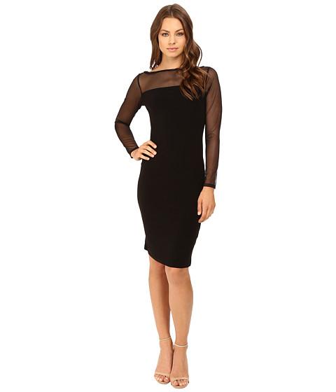 rsvp Scarlett Sheer Sleeved Dress