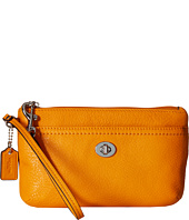 COACH - Park Leather Medium Wristlet