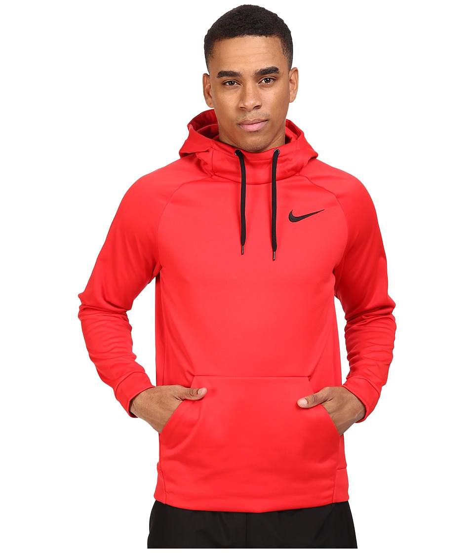 Nike Therma Pullover Training Hoodie (University Red/Black) Men