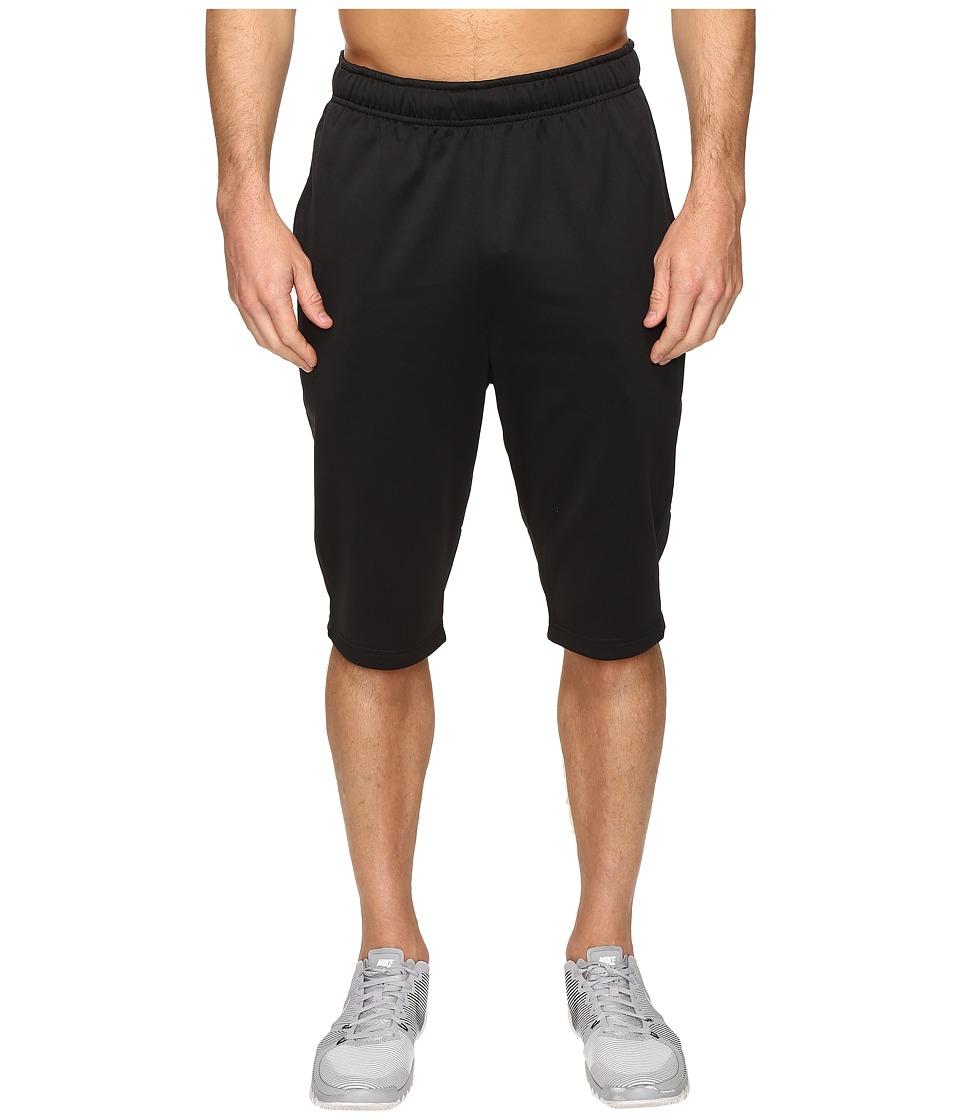 Nike Therma Short (Black/Dark Grey) Men