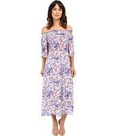 Brigitte Bailey - Maisie Off the Shoulder Mid-Length Dress