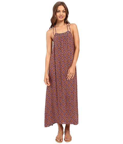 Brigitte Bailey Kiara Printed Strappy Maxi Dress