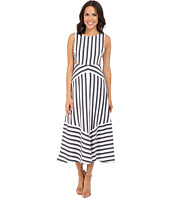 Brigitte Bailey - Amalie Striped Dress with Cut Out Sides